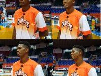 Baloncesto De La Republica Dominicana … Permitanme Introducirles Un Jugador Futuro Seleccion Nacional … JEISON COLOME.!!!