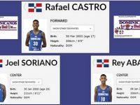 El Baloncesto Dominicano … Aqui Descansan Nuestras Esperanzas Para Una Clasificacion A Juegos Olimpicos.!!!