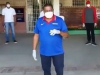 JOSE HEREDIA CASTILLO … Determinado En Restaurar El Baloncesto Del Distrito Nacional.!!!