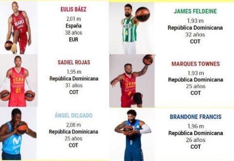 Los Dominicanos Invaden La Liga Endesa … España.!!!