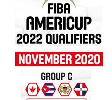 Seleccion Nacional … Pre-Clasificacion Copa FIBA AMERICAS 2022 … 2da Ventana … Punta Cana, Republica Dominicana.!!!