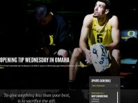 LIONEL J FIGUEROA … CHRIS DUARTE … Anticipado Debut Universidad Oregon … Esta Noche 9:00 PM …. Fox Sports.!!!
