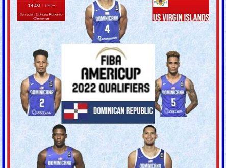 Seleccion Nacional De Baloncesto De La Republica Dominicana … Estructura Una Maquinaria Arrolladora.!!!