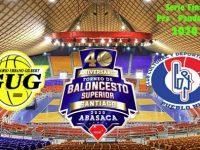 LA GRAN ARENA DEL CIBAO … Se Viste De 'GALA' … Serie Final ABASACA 2020.!!!