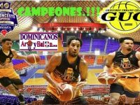 Baloncesto Superior De Santiago … Club Gregorio Urbano Gilbert (GUG) … Se Proclaman Campeones.!!!
