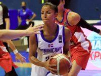 Centro Basket Femenino 2021 … La Dominicana ELEMY CARIDAD COLOME … En Cerrada Derrota, Le Da Una Pela De 'JUMPERS' A Puerto Rico.!!!