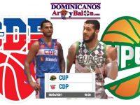 Baloncesto Superior SANTIAGO …En El Mas Anticipado Partido .. Opinamos CUPES Perdera Su Invicto Versus El CDP.!!!