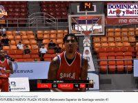 BALONCESTO SUPERIOR SANTIAGO … BRAYAN MARTINEZ … Un Talento Quedado En La Etapa De Desarrollo.!!!