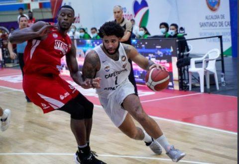 BALONCESTO SUPERIOR COLOMBIA … BRANDONE FRANCIS y Su Conjunto CAFETEROS … Barridos En Serie Semi-Final.!!!