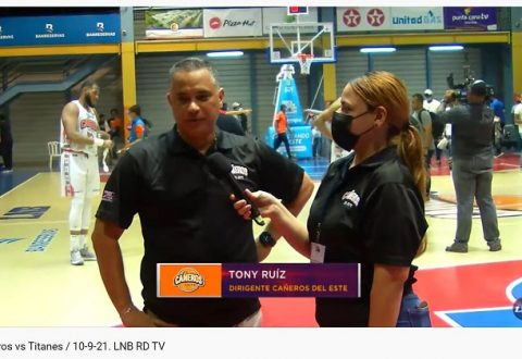 TONY RUIZ y Sus Cañeros .. Triunfan En Partido Inaugural Serie Semi Final B … Liga Nacional De Baloncesto 2021 … Galeria De Fotos.!!!
