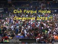 Baloncesto Superior LA VEGA …. CLUB PARQUE HOSTOS … CAMPEONES 2018 … Galeria De Fotos.!!!