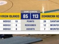 Republica Dominicana Derrota Islas Virgenes … Finaliza Invicto 2DA Ventana FIBA Pre-Mundial 2019 … Galeria De Fotos!!!