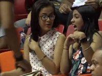 Liga Nacional De Baloncesto 2018 … En La Gran Arena Del Cibao .. La Fanaticada Respalda.!!!