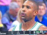 Alfred Joel Brilla En Triunfo Boston Celtics … Derrotan Oklahoma City … Galeria De Fotos.!!!