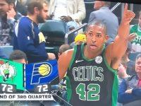 Alfred Joel y Boston Celtics … Pierden 'JUEGAZO' En Indiana … Galeria De Fotos!!!