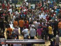 Baloncesto Superior La Vega …. Club DOSA … Campeones 2017.!!!