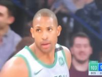 Alfred Joel Horford Reynoso Y Boston Celtics … Catedra En El Madison … Par De Fotos.!!!