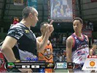 Baloncesto Superior LA VEGA … Reynaldo Mercedes Guia A Conclusion 5to Y Decisivo Encuentro Semi-Final.!!!