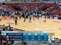 Fogueo Puerto Rico vs Dominicana….Imagenes.!!!