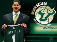 Orlando Antigua No Sera El Coach Seleccion Nacional De Baloncesto.!!!