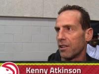 Jon Horford, Kenny Atkinson  Y Atlanta Caen Ante Roster NBA D-League.!!!