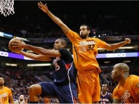 El Dominicano Al Horford y Atlanta Ganan Batalla En Phoenix.!!!