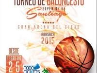 Baloncesto Santiago 2015 –  En Vivo