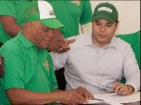 Oficial….Jose 'Boyon' Dominguez, Dirigente Los Soles Santo Domingo Este.!!!