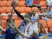 Baloncesto Superior Santiago … Campeones Del CDP Cierran Jornada Con Broche De Oro.!!!