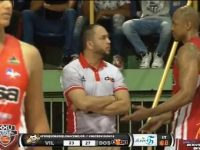 Baloncesto Superior LA VEGA … 1er Partido Doble Jornada 10/31/2018 … Club DOSA Juguetea Con Club LA VILLA.!!!