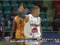 Serie Final En LA VEGA … Jugador Mas Valioso …Victor 'Chokalo' Martinez … Da Catedra De Baloncesto.!!!