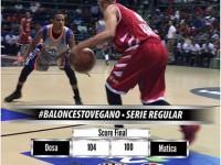 Baloncesto La Vega, Dosa Impresiona En Triunfo Sobre La Matica.!!!