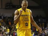 Eulis Baez y Gran Canaria Caen En Copa Del Rey.!!!