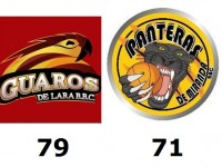 Eficiente Actuacion de Luis Flores, Guaros Derrotan Panteras.!!!