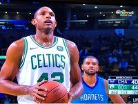Alfred Joel Horford Reynoso … Magnifico … Boston Celtics 1er Juego Exhibicion.!!!