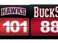 Al Horford Y Atlanta Hawks, Comoda Victoria Vs Milwaukee.!!!