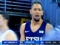 Jeromy Rodriguez y Univ. East Tennessee State Pierden Ante Univ. Creighton.!!!