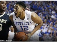 NBA Draft: Karl-Anthony Towns Un Reto Jahlil Okafor No.1
