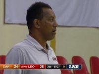 BAKER LOPEZ … MAESTRO … Clinica De Baloncesto En El Leo Tavarez, HIGUEY.!!!