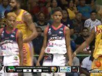 Baloncesto Superior LA VEGA … 2do Partido Doble Jornada 11/09/2018 … La Matica Derrota Club Enriquillo.!!!