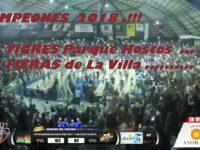 Baloncesto Superior LA VEGA … Club Parque Hostos Se Corona Campeones … Derrotan LAS FIERAS de La Villa.!!!