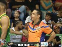 Baloncesto Superior LA VEGA … 1er Partido Doble Jornada 11/09/2018 … Liderazgo De 'Chaguito' Martinez Sale A Relucir.!!!