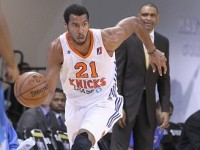 Orlando Sanchez y Los West. Knicks Caen De Nuevo En La NBA D-League.!!