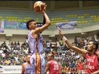 Basket Puerto Plata, Suero Y Martinez Dan 2da Victoria Mellizos.!!!