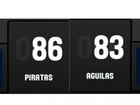Buena Actuacion De Wilson Pilarte, Guia Triunfo Piratas Bogota Humana.!!!