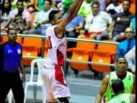 Plaza Valerio Obtiene Su 1ra Victoria, Basket Santiago 2015.!!!