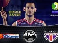 Ronald Ramon, Brillante en Victoria Winner Limeira, Brasil 2014-2015.!!!