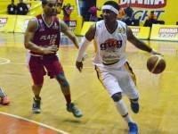 Joel Ramirez y GUG Ganan Juego de Apertura Basket Santiago 2015.!!!