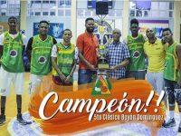 TIGUERAJE No Permite Concluir Clasico Boyon Dominguez … San Carlos Campeon.!!!