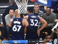 Minesota Timberwolves … Triturados En El Hogar De Los Campeones … Golden State Warriors.!!!